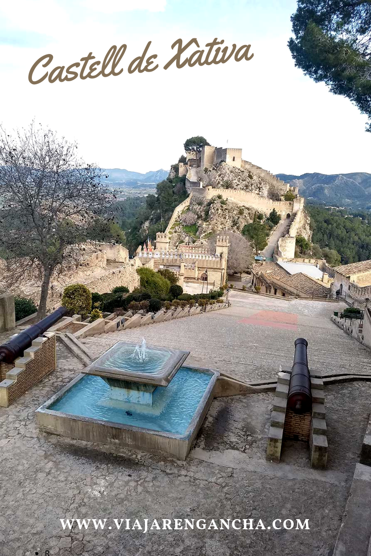 Castell De Xativa Lugares De Vacaciones Viajes Castillos