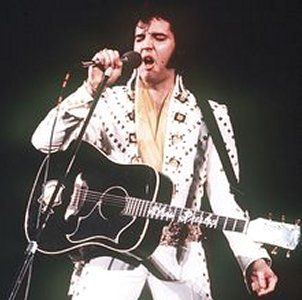 Elvis Guitar for Sale
