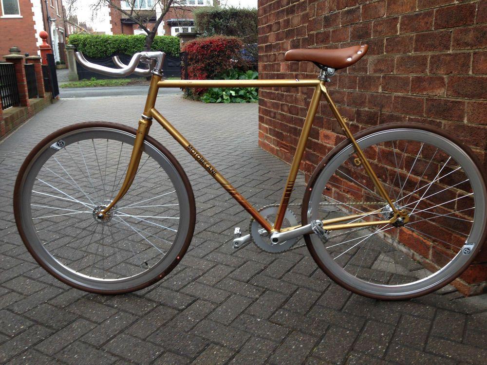 Vintage Motobecane Bike Fixie Fixie Bicicletas