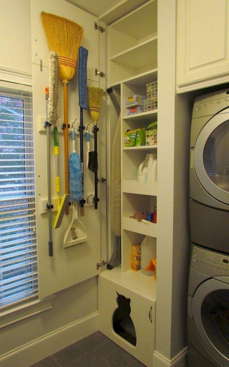28 Smart Laundry Room Storage Organization Ideas Diy Laundry