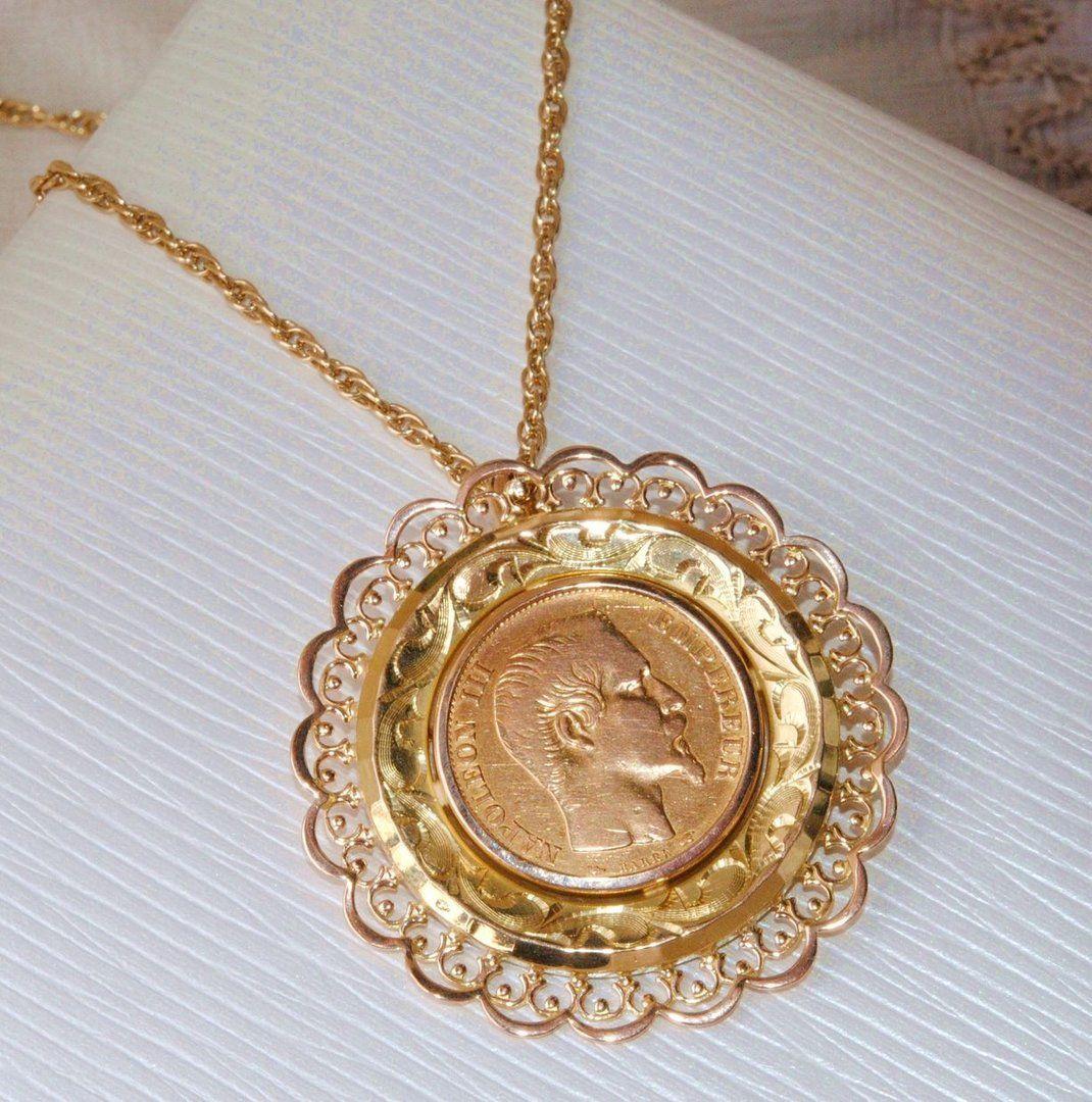 pendentif napoleon