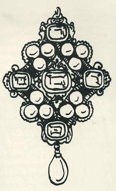 Mrs. Blandings: needlepoint  Wonderful sketch for needlepoint