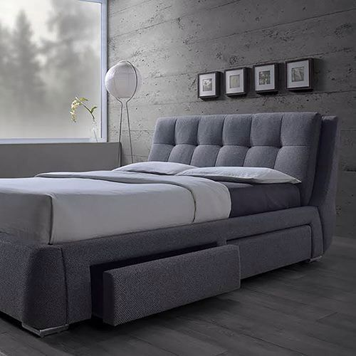 Awesome package of Havana Collection - King Bed + 2 side draws + 1 ...