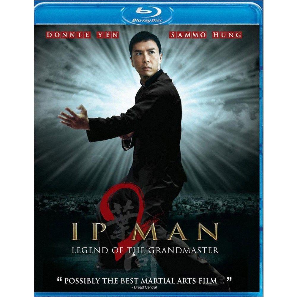 Ip Man 2 Legend Of The Grandmaster Blu Ray In 2020 Ip Man Martial Arts Film Kung Fu Movies