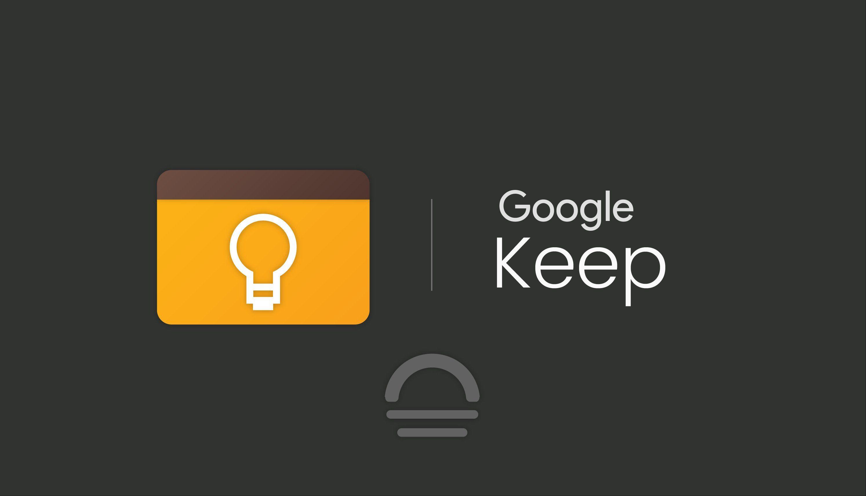 Google Keep começa a receber novo modo escuro na Web