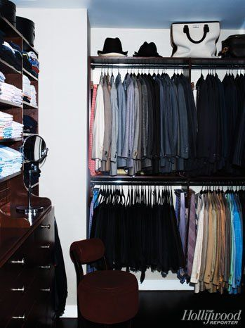 LA Reid%26%23039;s Closet: 50 Watches, 10 Louis Vuitton Trunks, $10,000 Suits (Photos)