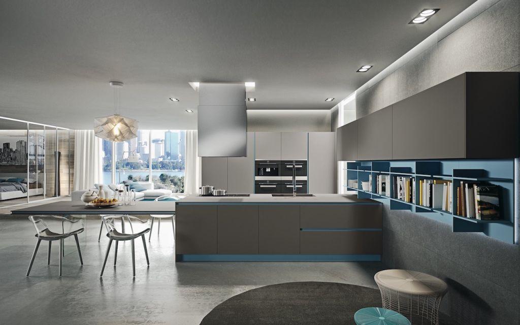 Mobilier bucătărie ARRITAL Cucine, AK_06. Realizabilă integral din ...
