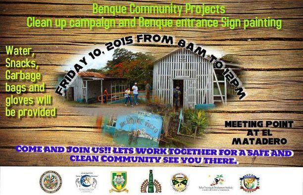 Benque Clean Up Campaign