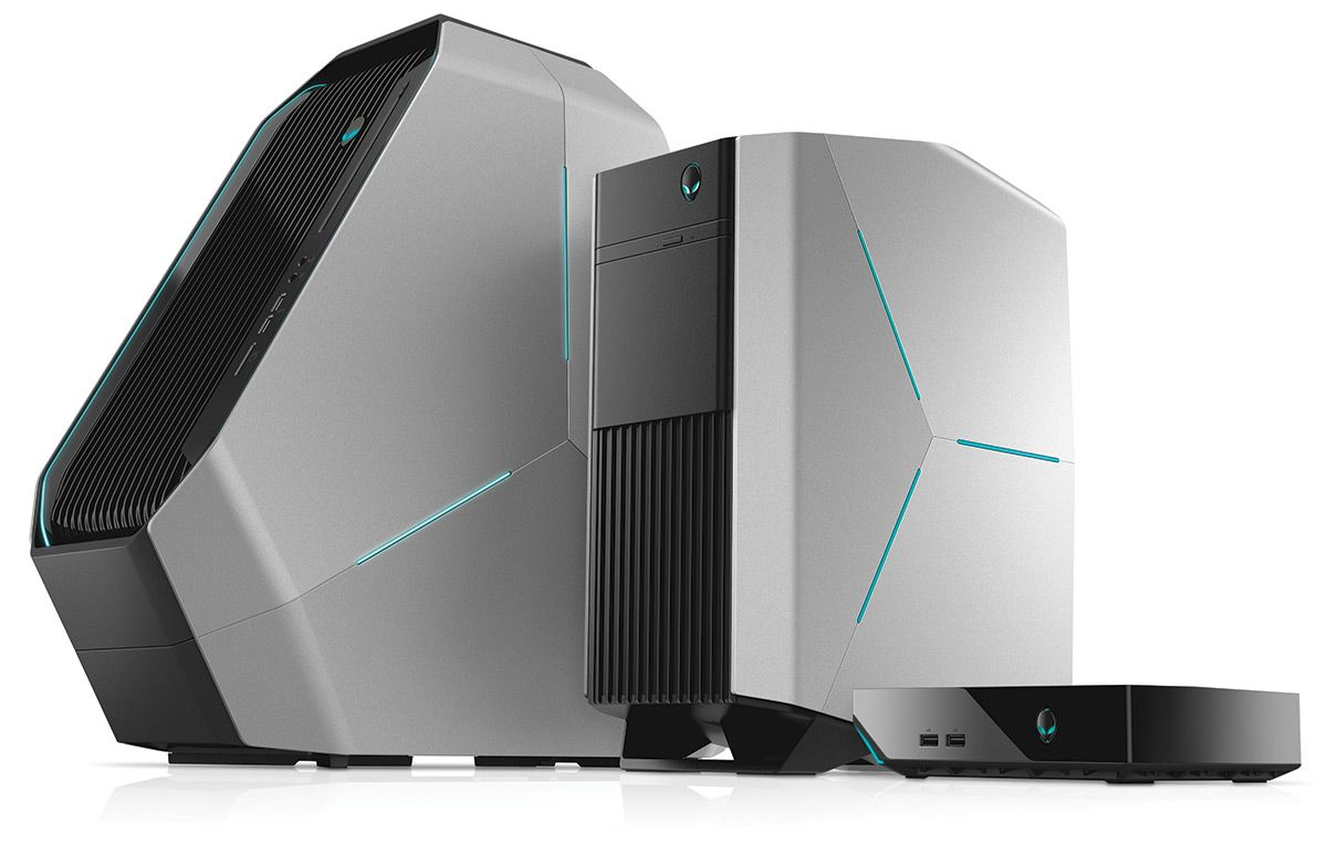 Dell Alienware Aurora ALX Broadcom LAN Mac