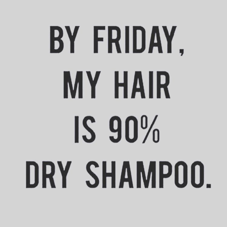Instagram Photo By The Spa At River Ridge Apr 29 2016 At 1 10pm Utc Monat Dry Shampoo Hair Quotes Funny Hair Quotes