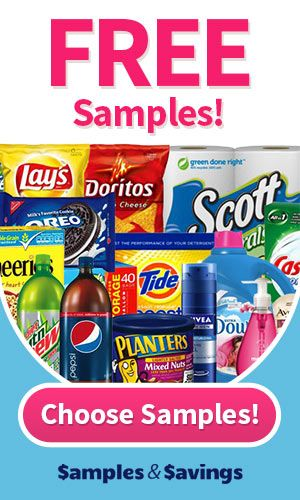 1) Free Sample by Mail - Supplies Limited ShareYourFreebies