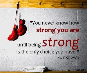 Strong. how strong.