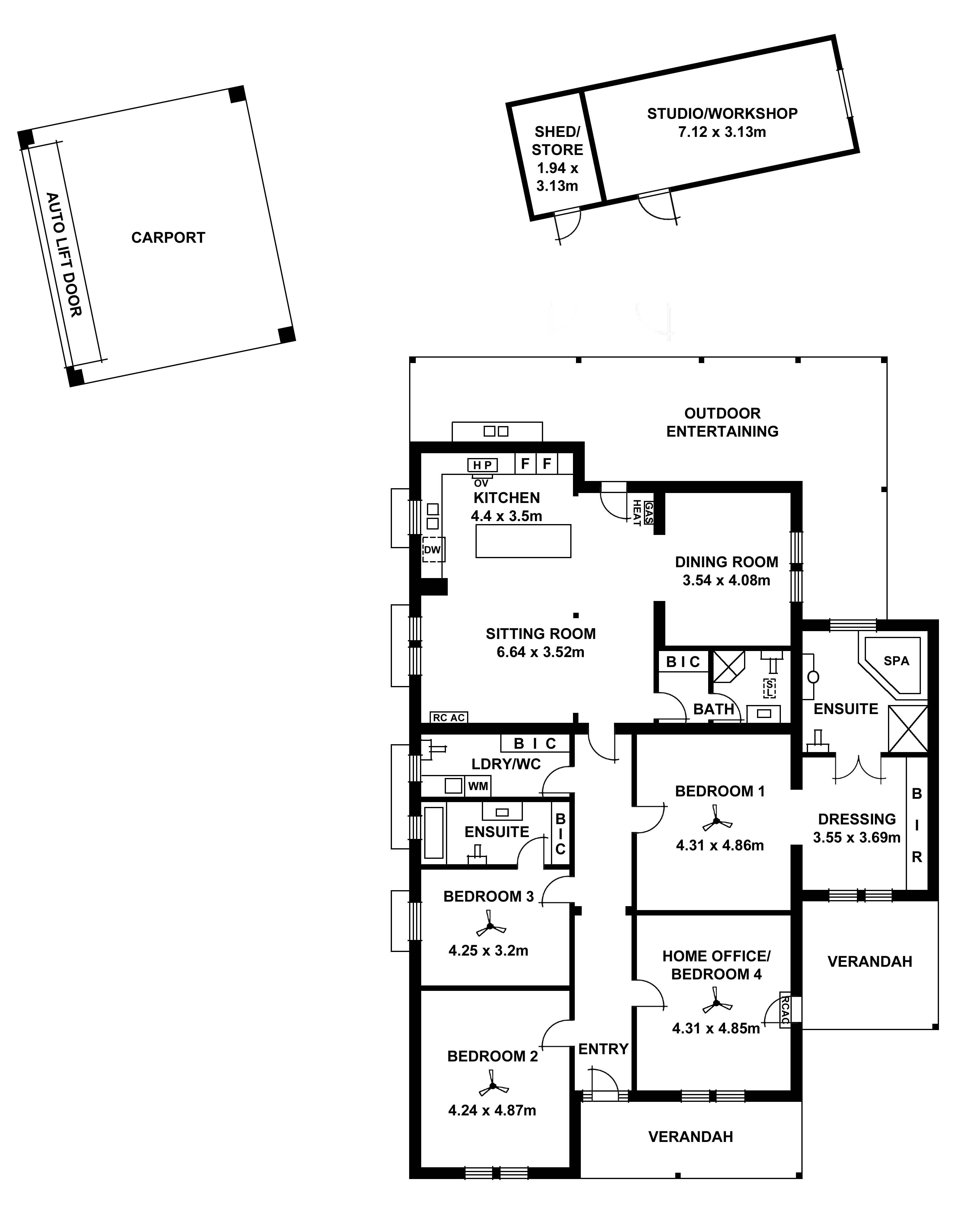 Heritage House Floor Plan For Extension Adelaide Floor Plans Heritage House House Flooring