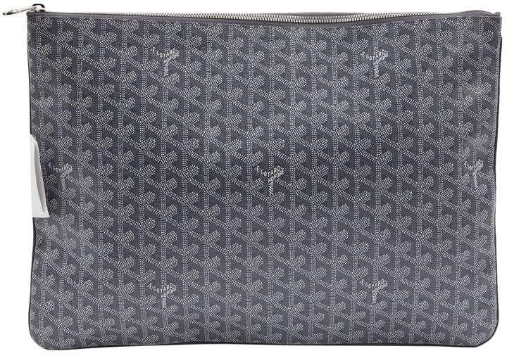02100cddbd71 Sénat cloth clutch bag in 2019 | Handbags | Bags, Clutch bag, Goyard ...