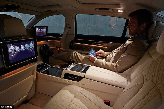 Is This The Most Luxurious Car Ever Check Out Bmw 7 Series