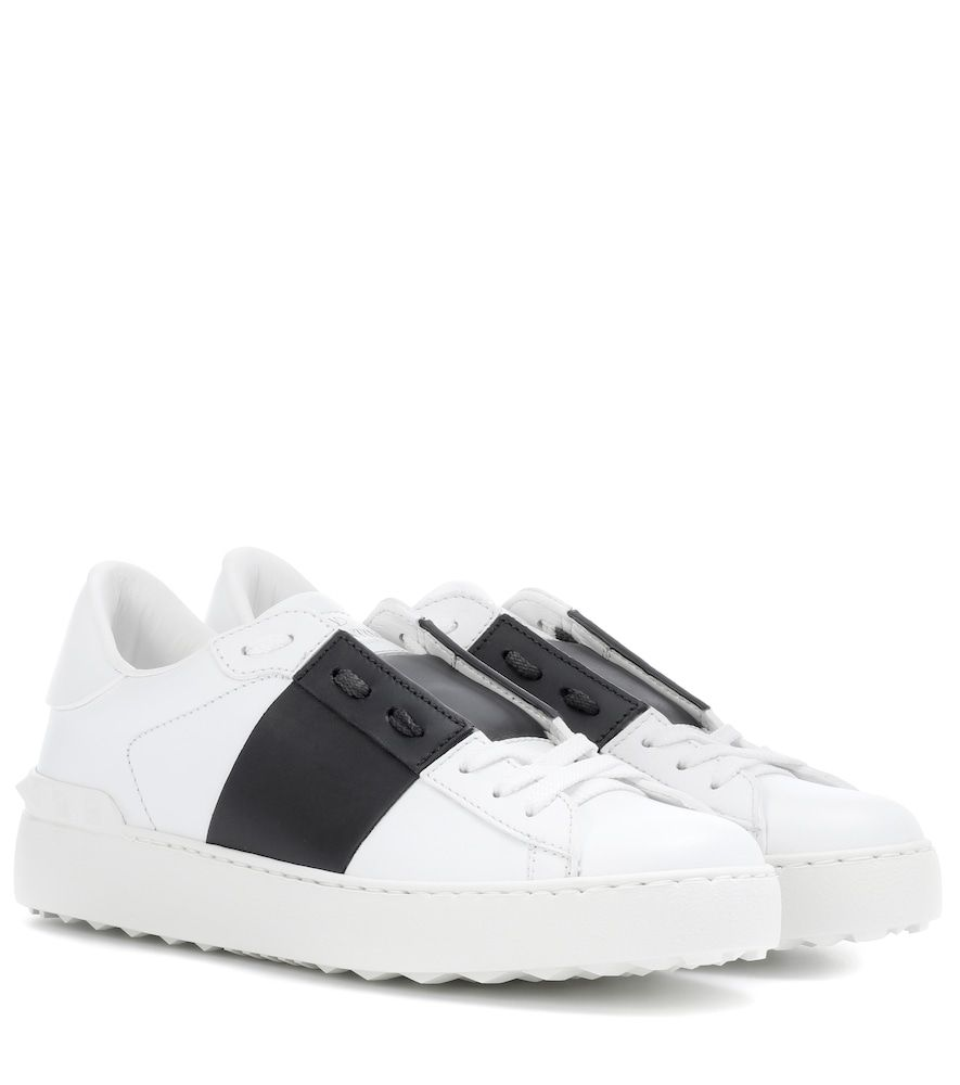 Valentino shoes sneakers, Leather