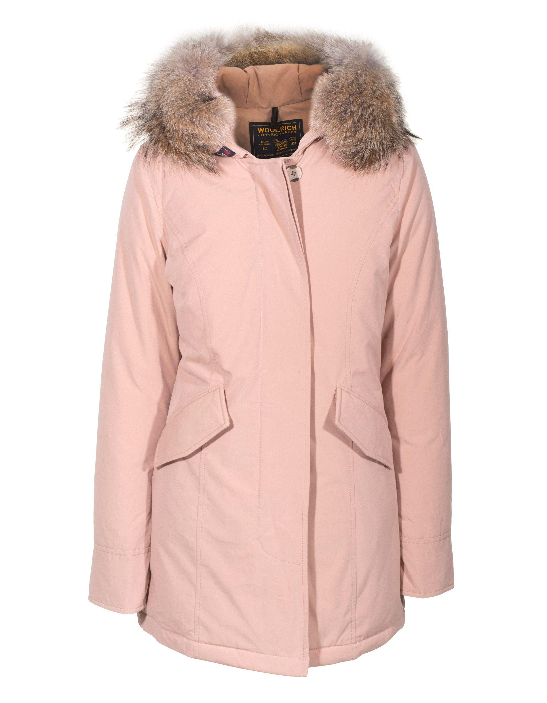 Woolrich Jacke Pink