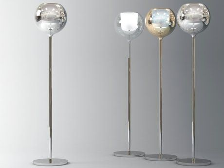Glo floor lamp model by design connected