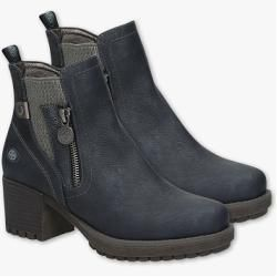 Photo of C&A Dockers ankle boots, black, size: 39 C & ac