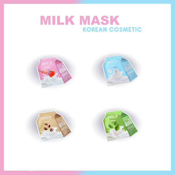 Lana CC Finds Mask korean, Milk mask, Korean cosmetics