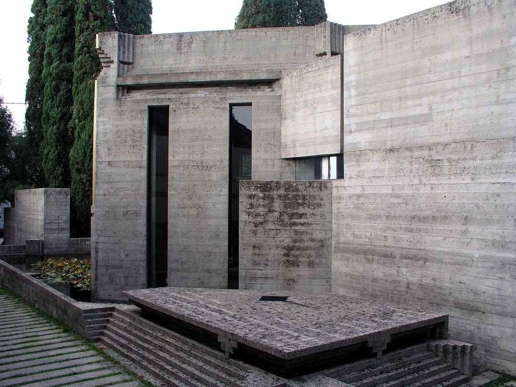 The brion cemetery carlo scarpa spaces pinterest - Carlo scarpa architecture and design ...