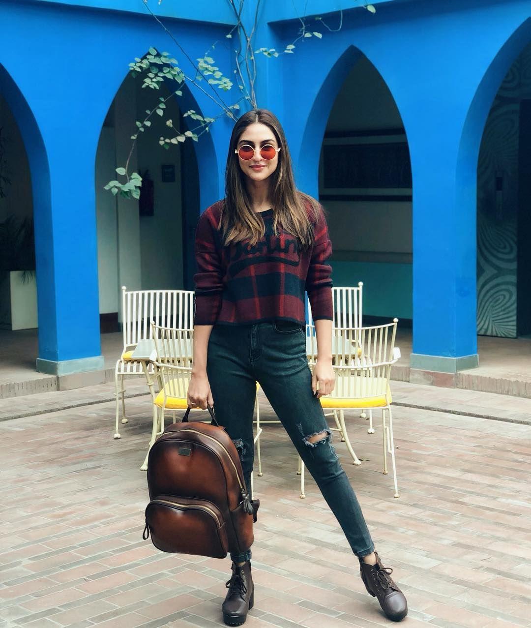 Kompaneroofficial S Got My Back Backpack Travel Delhi Wanderlust Leatherbackpack Short Tops Fashion Krystal Dsouza