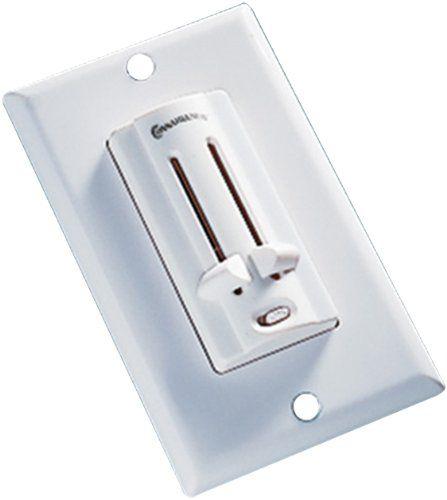 casablanca fan company w 28w dual slide wall control not on wall control id=50762