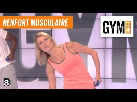 Gym direct (D8) - Renforcement musculaire 91 : Tonifier son corps ...