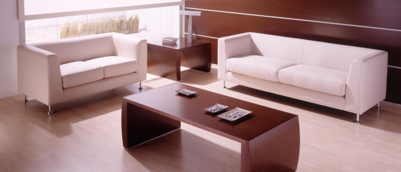 Salas de espera para su oficina salas de espera en la for Muebles sala de espera
