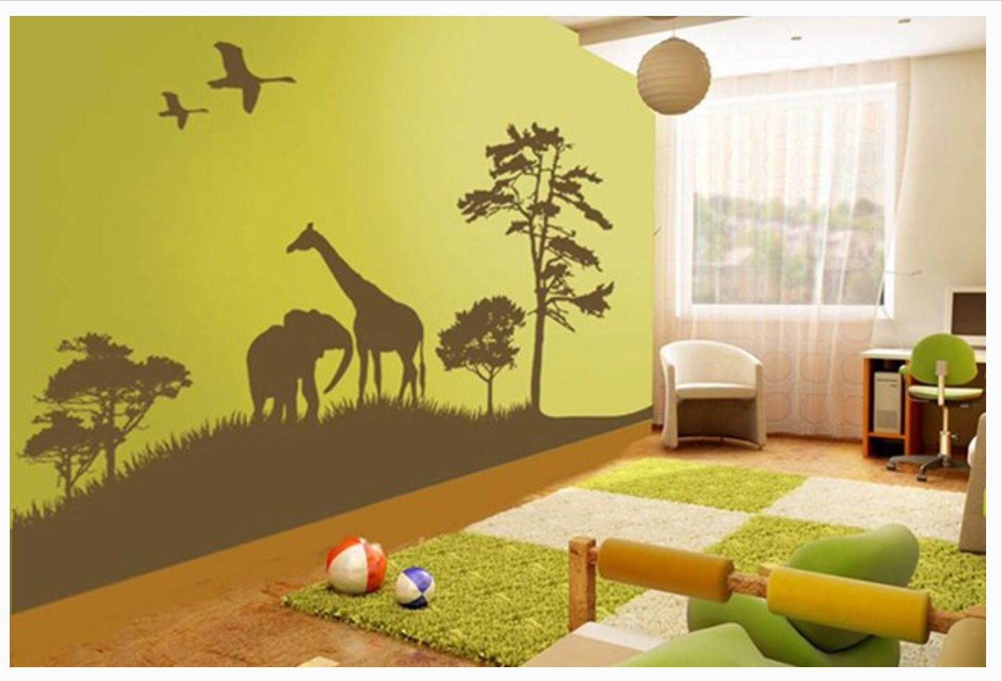Pintura parede | Home decor: Kids | Pinterest | Baby bedroom, Color ...