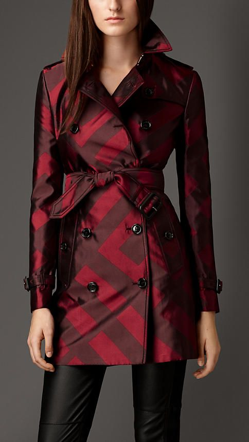 red trench coat | eBay