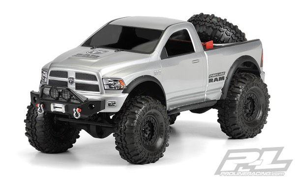 Get Trucking With These Two New Lids From Pro Line Rc Newb Ram 1500 Rc Cars And Trucks Dodge Ram