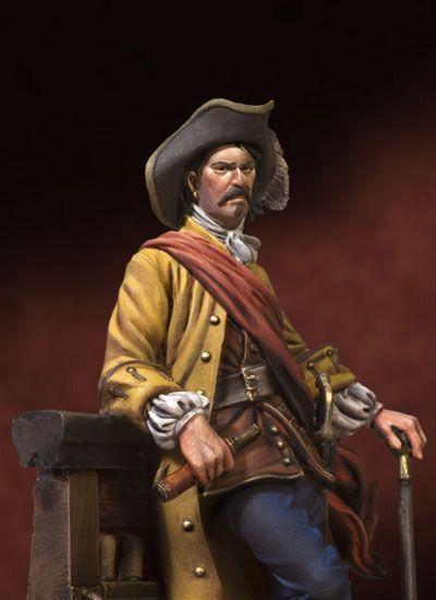 William Kidd | Captain William Kidd, 1689
