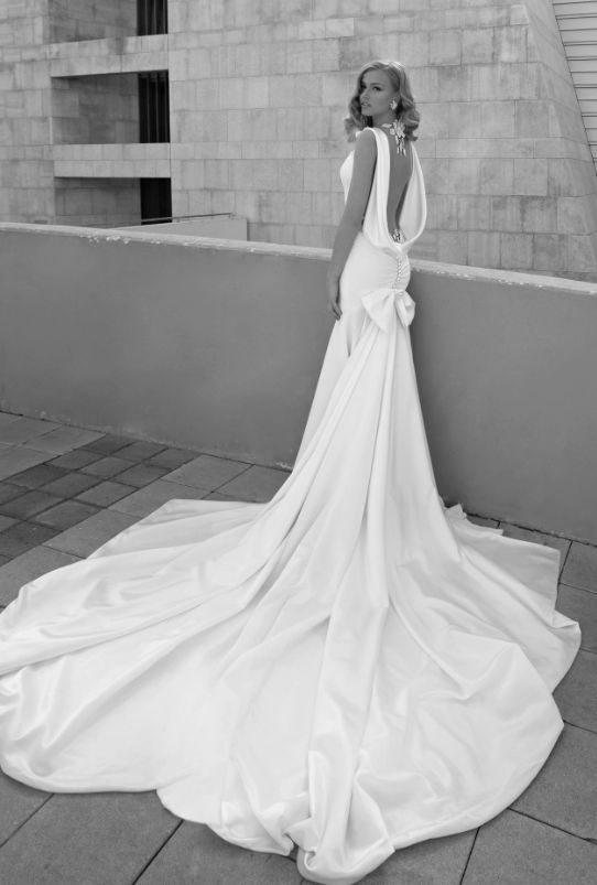Featured Dress: Galia Lahav; Wedding dress idea.