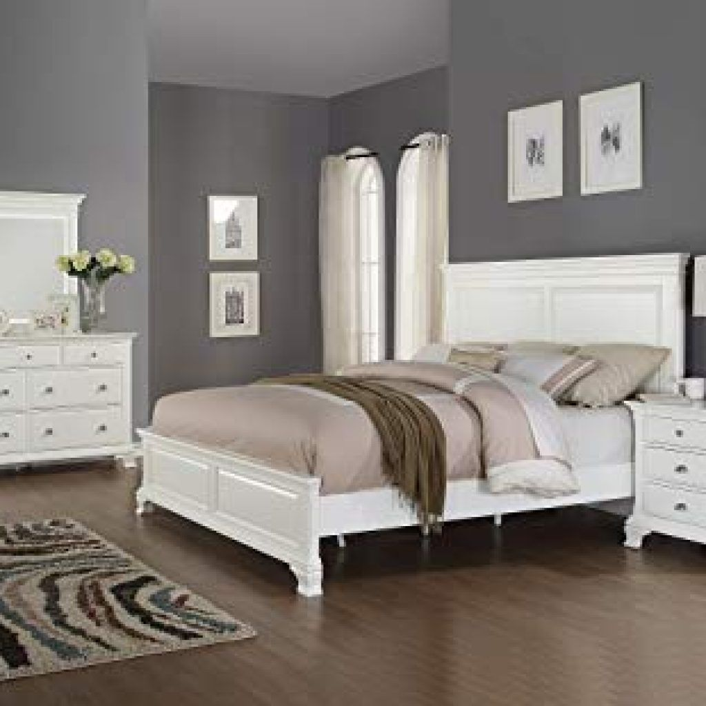 Best Bedroom Furniture Sets White Amazon Com Roundhill 400 x 300