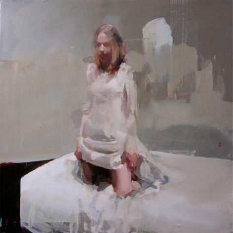 Contemporary artist Alex Kanevsky