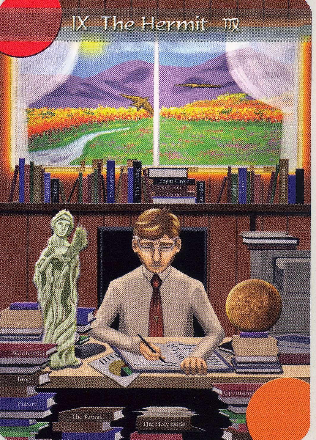 the kingdom within Tarot -  If you love Tarot, visit me at www.WhiteRabbitTarot.com