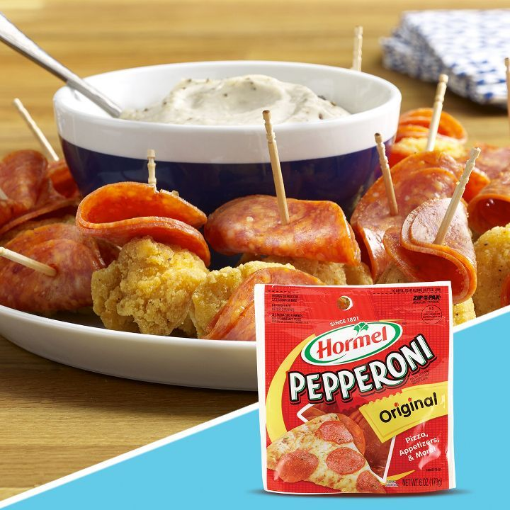 pepperoni poppers