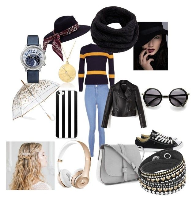 """""""women kind"""" by noodles124 on Polyvore featuring New Look, Jaeger, Converse, Gap, ShedRain, Helmut Lang and BROOKE GREGSON"""