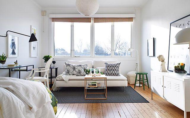 9 ideas para decorar espacios pequeños Ideas para el hogar Pinterest
