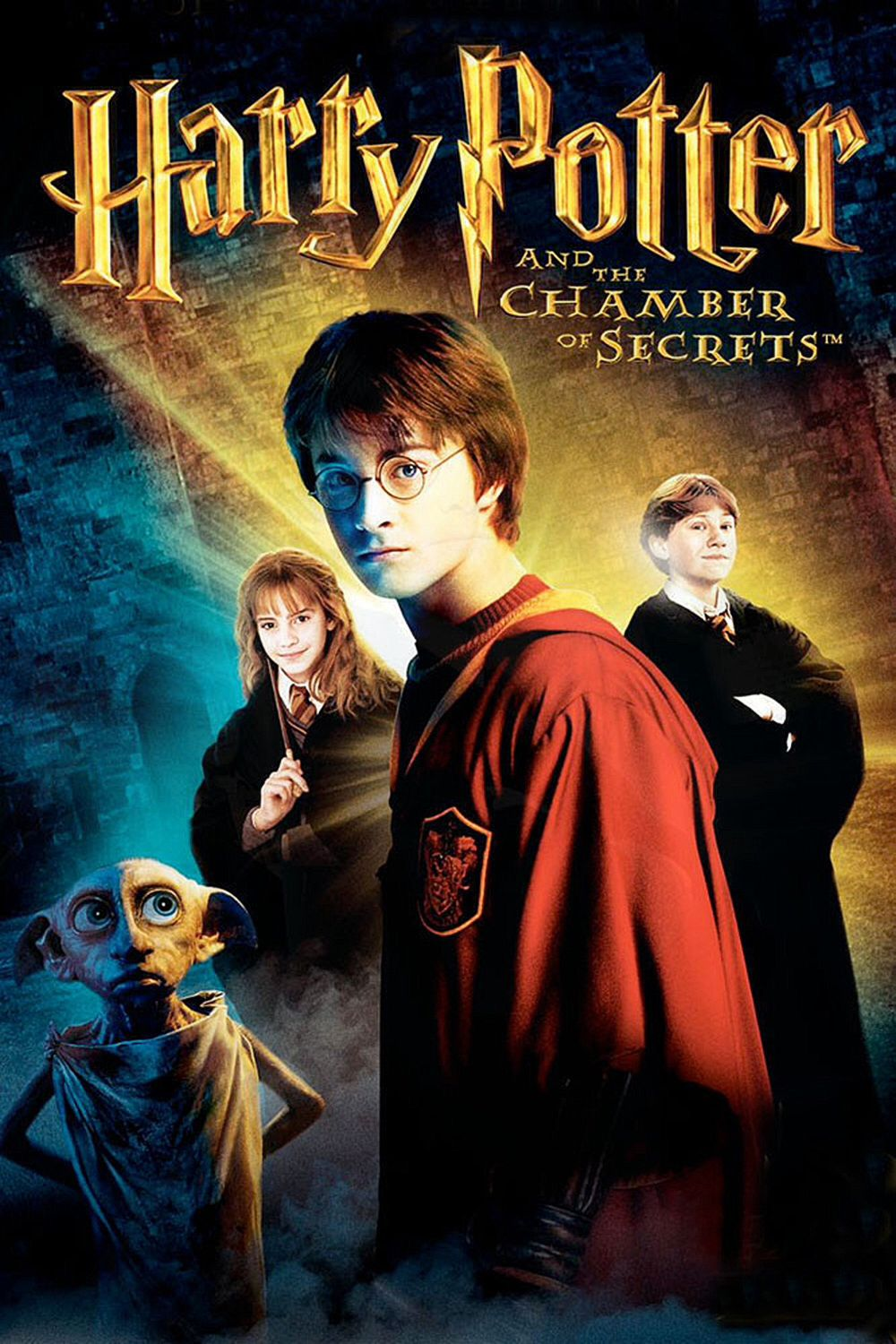 Harry Potter And The Chamber Of Secrets Harry Potter Movies Harry Potter Wiki Harry Potter Poster