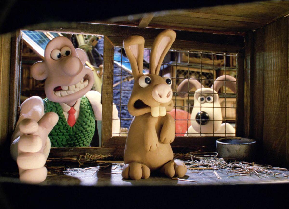 wallace & gromit le mystère du lapin garou Kids