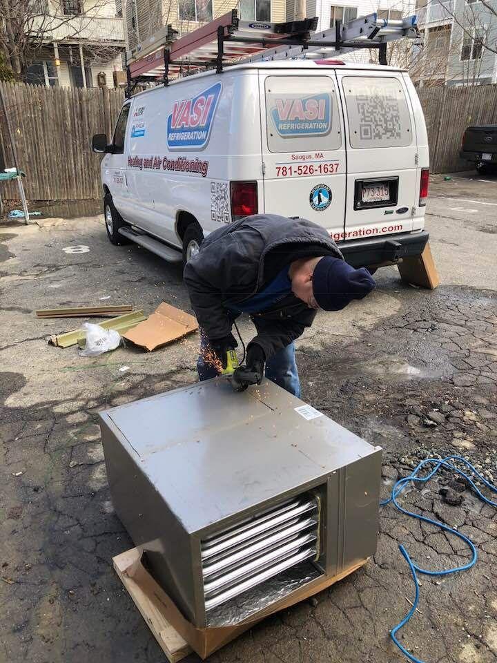 Heating & Air Conditioning Vasi Refrigeration Heating