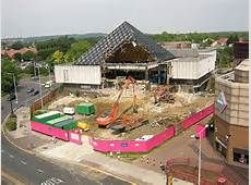 The Old Dolphin Swimming Pool, before is was Asda | Swimming ...