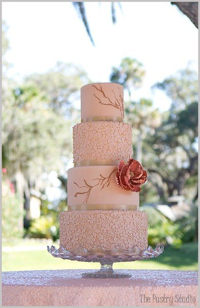 fake wedding cakes orlando fl the pastry studio photos favors amp gifts pictures wedding 14139