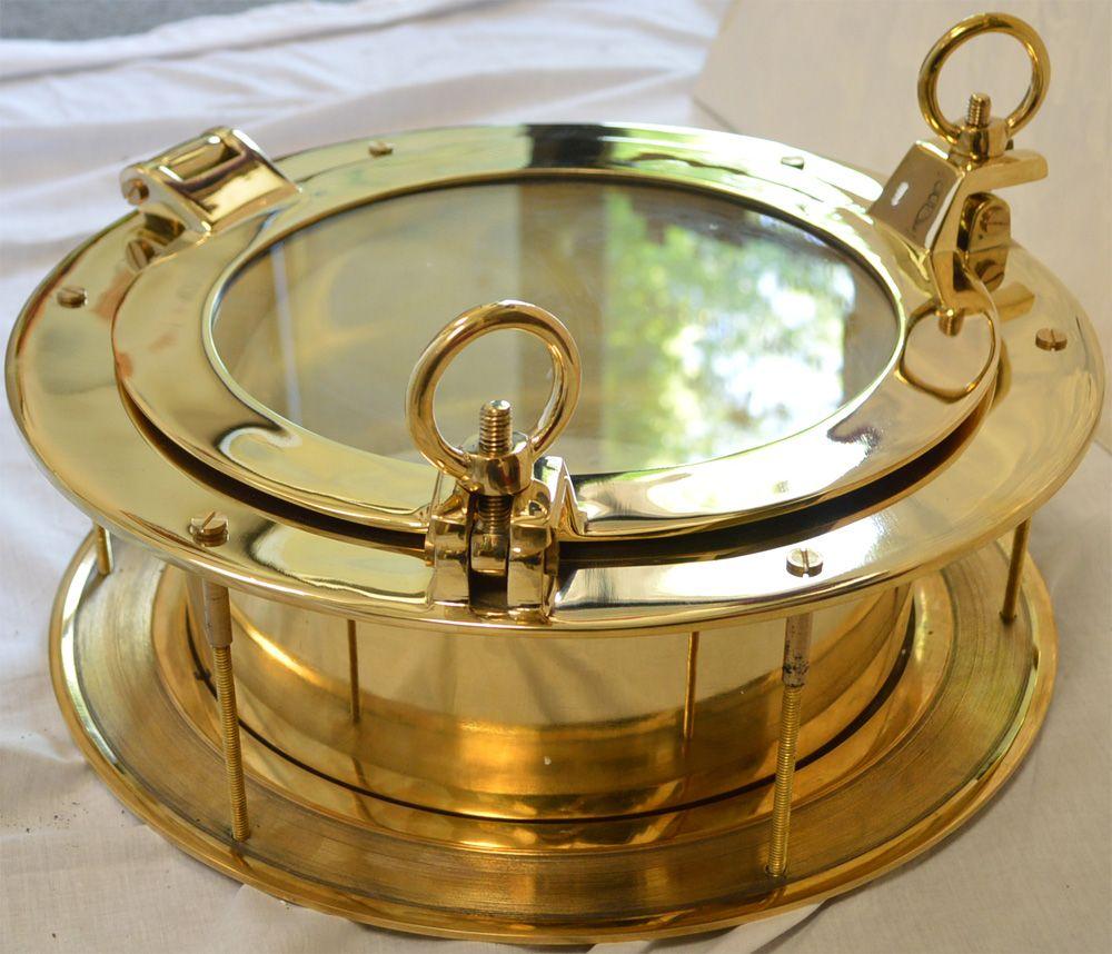 Exterior Brass Portholes Door Porthole Windows Ships Port Holes Brass Porthole Porthole Window Brass Decor