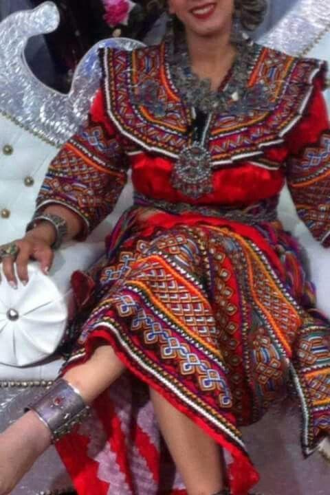 Les belle robes kabyles