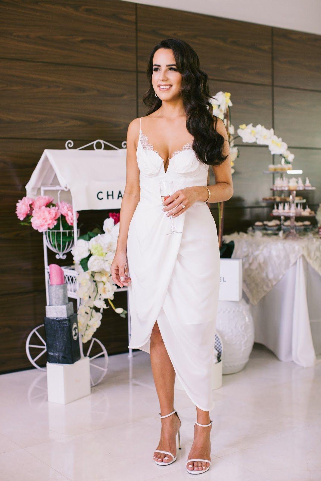 Kelly S Kloset By Kelly Saks My Tres Chic Bridal Shower White Bridal Shower Dress Bridal Shower Dress Wedding Shower Dress [ 1600 x 1066 Pixel ]