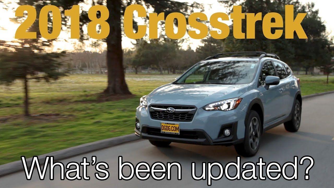 2018 Subaru Crosstrek Limited Subaru crosstrek, Subaru