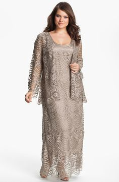 Plus size mother of the brides dresses | MOB/MOG DRESSES ...